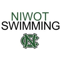Niwot SWIMMING with NC logo   DN
