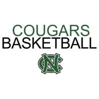Cougars BASKETBALL with NC logo   DN