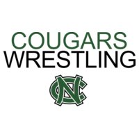 Cougars WRESTLING with NC logo   DN