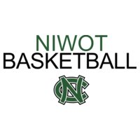 Niwot BASKETBALL with NC logo   DN