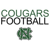 Cougars Football with NC logo   DN