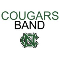 Cougars Band with NC logo   DN