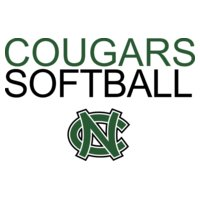 Cougars Softball with NC logo   DN