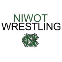 Niwot WRESTLING with NC logo   DN