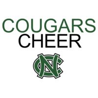 Cougars CHEER with NC logo   DN