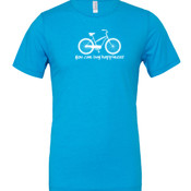 You Can Buy Happiness Women's Cruiser Bike - Cotton/Polyester T-Shirt