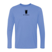 You Can Buy Happiness Beer Pint Glass - Light Youth Long Sleeve Ultra Performance 100% Performance T Shirt