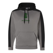 You Can Buy Happiness Disc Golf - JAmerica Polyester Fleece Hoodie