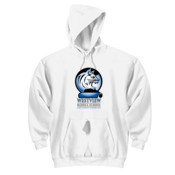 Westview Middle School Color Logo - DryBlend™ Pullover Hooded Sweatshirt