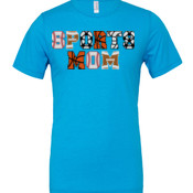 Sports Mom - Cotton/Polyester T-Shirt