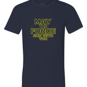 May The Force Run With You - Ultra Performance Active Lifestyle T Shirt