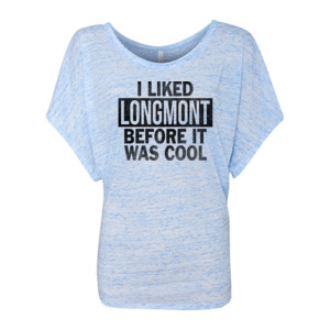 I Liked Longmont Before It Was Cool