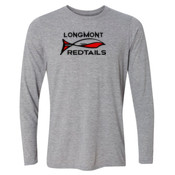 Redtails - Light Long Sleeve Ultra Performance Active Lifestyle T Shirt
