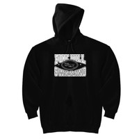 Fox Hill Swimming - DryBlend™ Pullover Unisex Hooded Sweatshirt