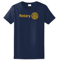 Rotary - Ladies Ultra Cotton™ 100% Cotton T Shirt