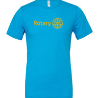 Rotary - Cotton/Polyester T-Shirt