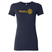 Rotary - Ladies' Cotton/Polyester T-Shirt