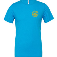 Rotary Wheel - Cotton/Polyester T-Shirt