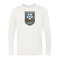 LFA Crest - Light Ladies Long Sleeve Ultra Performance Active Lifestyle T Shirt