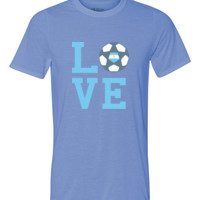 Love LFA - Ultra Performance Active Lifestyle T Shirt