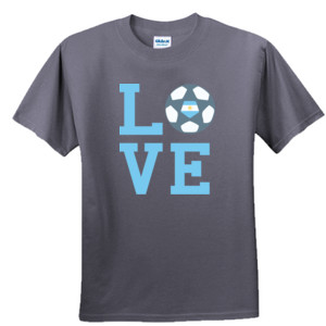 Love LFA - Unisex or Youth Ultra Cotton™ 100% Cotton T Shirt