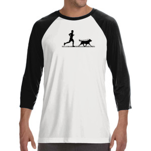 The Pacer - ALO 100% Performance Unisex Baseball T-Shirt