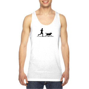 The Pacer - American Apparel Unisex Sublimation Tank