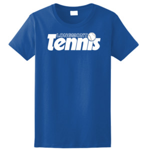 LT Tennis - Ladies Ultra Cotton™ 100% Cotton T Shirt