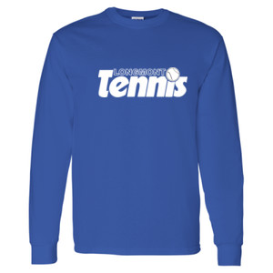 LT Tennis - Heavy Cotton Long Sleeve T-Shirt