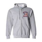 Vick Family Reunion - DryBlend® 50/50 Full-Zip Hood