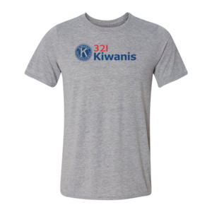 321 Kiwanis - Light Youth/Adult Ultra Performance Active Lifestyle T Shirt