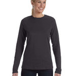 Bella Ladies'  4.2 oz. Missy Long-Sleeve Crew Neck Jersey T-Shirt