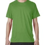 Adult Tech Short-Sleeve Dark Color T-Shirt