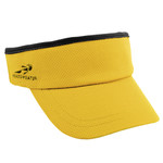 Gold Headsweat Visor