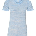 (S) Ladies' Cotton/Polyester T-Shirt