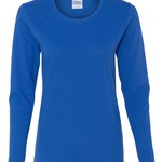 Gildan Ladies Ultra Cotton™ Long Sleeve Missy Fit T Shirt