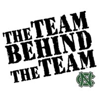 Niwot Team Behind The Team - Great for the back of Parents, Friends and Family t-shirts