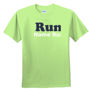 Running Support Shirt - Youth Ultra Cotton™ 100% Cotton T Shirt