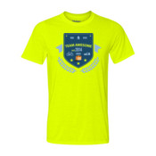 Team Awesome - Light Youth/Adult Ultra Performance 100% Performance T Shirt