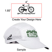 You Can Buy Happiness Men's Cruiser Bike - Headsweat Hat