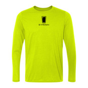 You Can Buy Happiness Beer Pint Glass - Light Long Sleeve Ultra Performance 100% Performance T Shirt