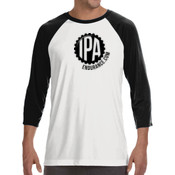 IPA Endurance - ALO 100% Performance Unisex Baseball T-Shirt