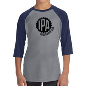 IPA Endurance - ALO 100% Performance Youth Baseball T-Shirt