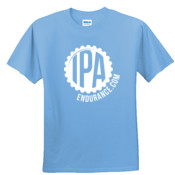 IPA Endurance - Unisex or Youth Ultra Cotton™ 100% Cotton T Shirt