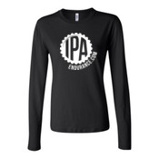 IPA Endurance - Bella Long Sleeve Crew Tee