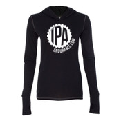 IPA Endurance - Ladies' Triblend Long Sleeve Hooded Pullover
