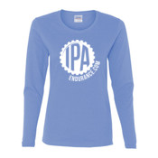 IPA Endurance - Gildan Ladies Ultra Cotton™ Long Sleeve Missy Fit T Shirt