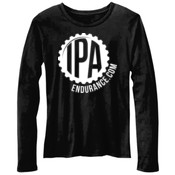 IPA Endurance - Bella Ladies'  4.2 oz. Missy Long-Sleeve Crew Neck Jersey T-Shirt