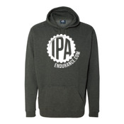 IPA Endurance - Tailgate Hoodie with Koozie & Bottle Opener