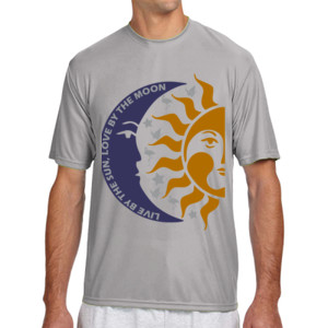 SCHS Childhood Cancer Awareness Shirt  - Shorts Sleeve Cooling Performance Crew Dark Color Shirt